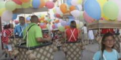 FOTOS:Carnaval de Verano en Dueñas