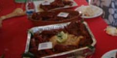 FOTOS: Fiesta del cangrejo en Herrera de Pisuerga