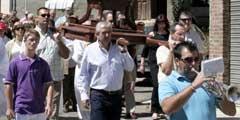 FOTOS: Celebración de San Roque en Villamuriel