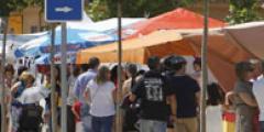 FOTOS:Feria del Queso en Frómista