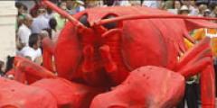 FOTOS:Festival de Exaltación del Cangrejo de Herrera de Pisuerga