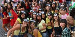 Arrancan las fiestas de La Granja 2013