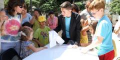 FOTOS: Festival Internacional de Magia en La Granja