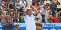 FOTOS: Final del Open de Tenis