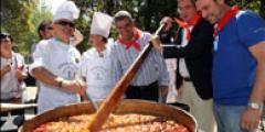 FOTOS: 10.000 personal en la tradicional 'judiada' de La Granja