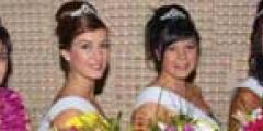 FOTOS: Presentación y proclamación de las reinas de las Fiestas de Vallelado